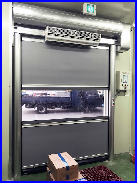 HIGH SPEED DOOR, INDUSTRIAL DOOR, RAPID DOOR, ROLL UP DOOR, INDONEISA, VIETNAM, MALAYSIA, JAPAN, THAILAND
