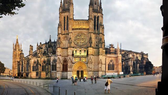 Cathédrale Saint-André em Bordéus