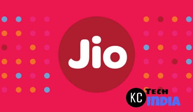 Jio Recharge KCTechindia.online