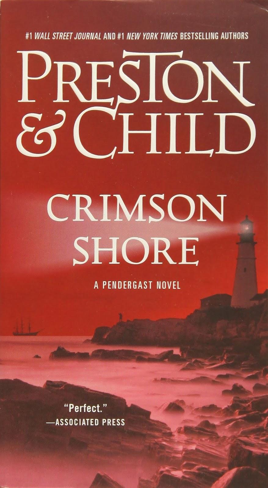 Hamilcar S Books Crimson Shore Douglas Preston Lincoln