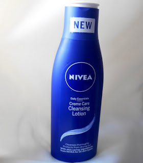 Nivea creme care cleansing lotion