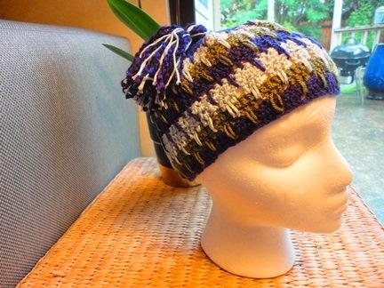 Crochet Parfait Larksfoot Hat