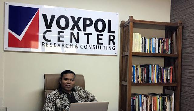 Survei Voxpol: Mayoritas Publik Tak Percaya Janji Capres-Cawapres