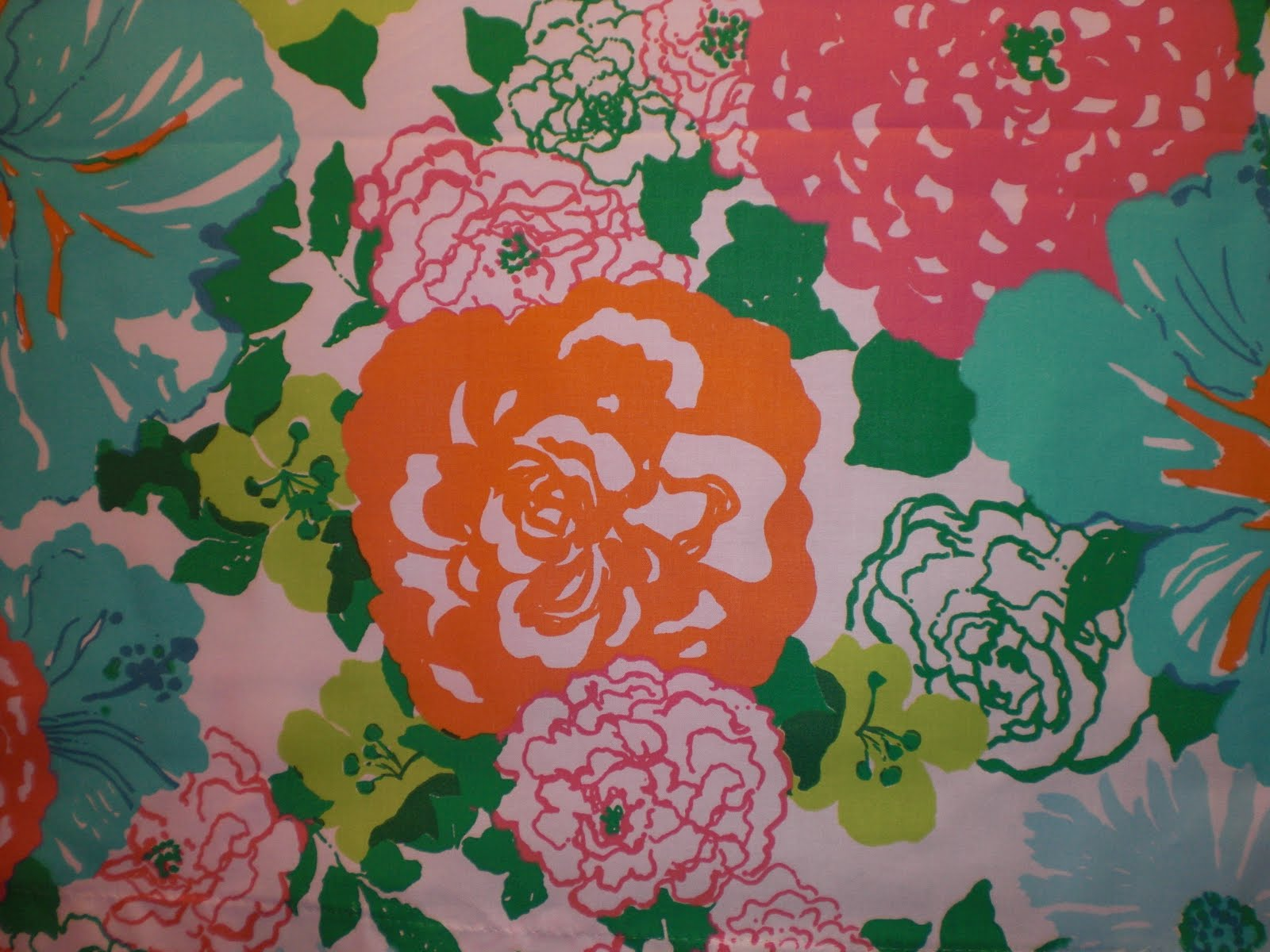 Mannerofstyle Hot Off The Showroom Floor Lilly Pulitzer At Lee Jofa