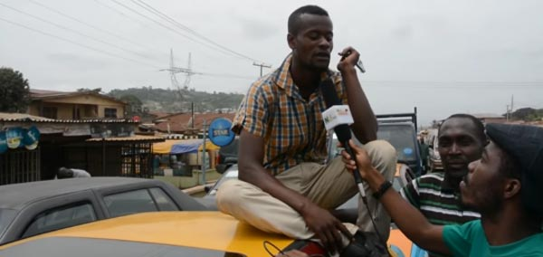 Fuel Scarcity: Buahri Should Die, All Nigerians Should Die, The World Should End - Angry Taxi Driver