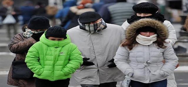 Frío azotará Nueva York