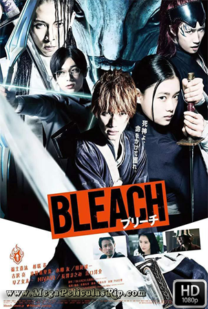 Bleach 1080p Latino