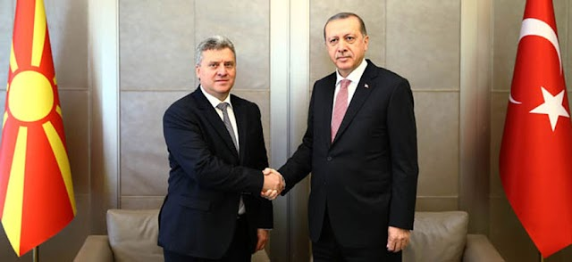 President Ivanov pays official visit to Turkey
