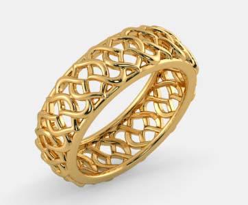 model gelang emas yang lagi trend