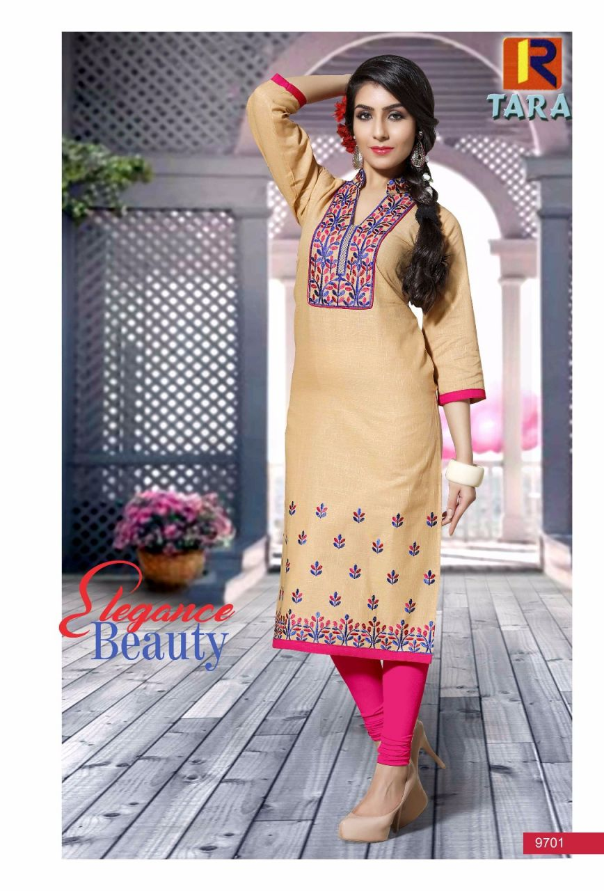 Tara – Latest New Collection Designer Kurti Exporter