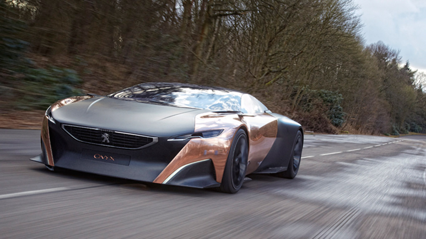 Nice Dream Fantasy Cars Peugeot Onyx