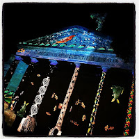 fringe illuminations - under the sea