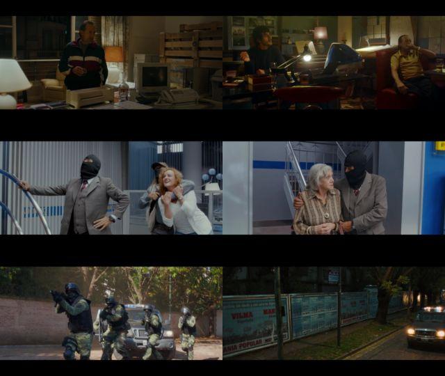 El robo del siglo (2020) HD 1080p y 720p Latino