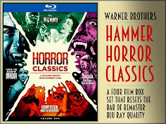 WARNER BROTHERS HAMMER HORROR CLASSICS VOLUME ONE