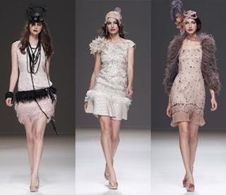 ea6c6ff055 Belleza y Moda  Vestidos de fiesta bridal week 2013 Matilde cano