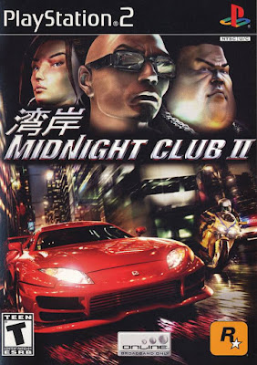 Midnight Club II PS2 GAME ISO
