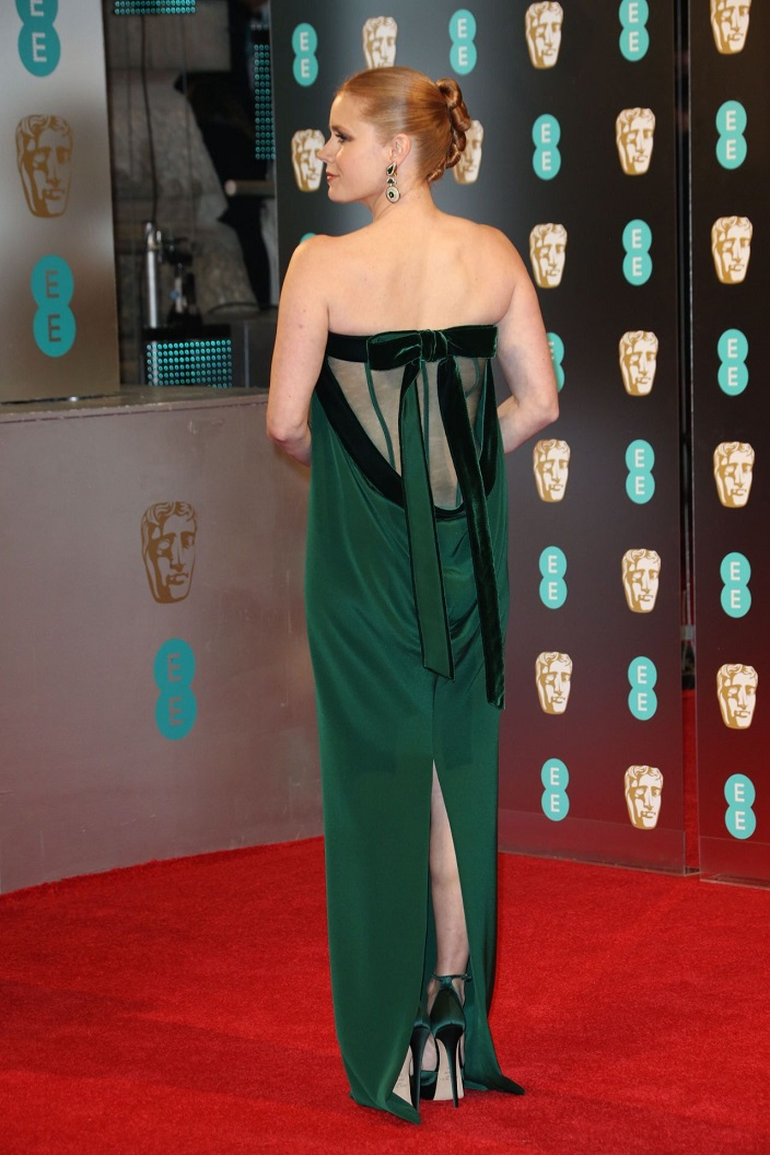Amy Adams at BAFTA Awards 2017 in London, UK