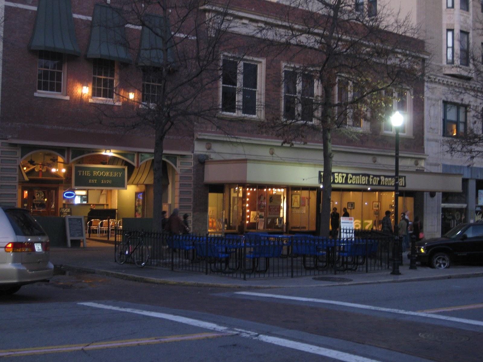 Downtown Restaurants Macon Ga