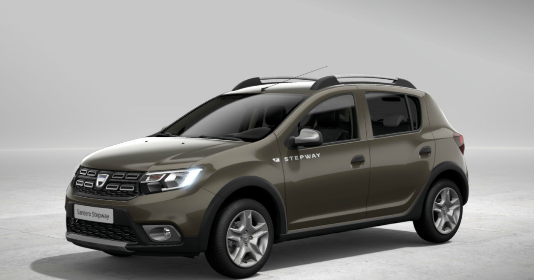 dacia sandero stepway 2019 couleurs colors. Black Bedroom Furniture Sets. Home Design Ideas