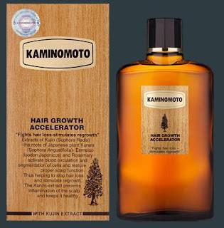 Obat Penumbuh Rambut Botak Merk Kaminomoto Hair Growth Accelerator