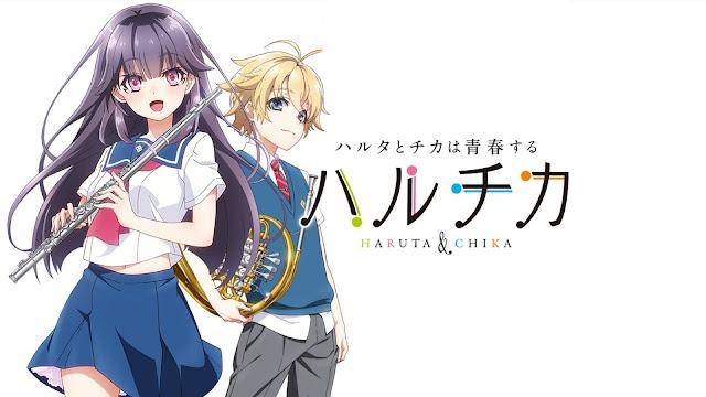 [Review Anime] HaruChika: Haruta to Chika wa Seishun suru