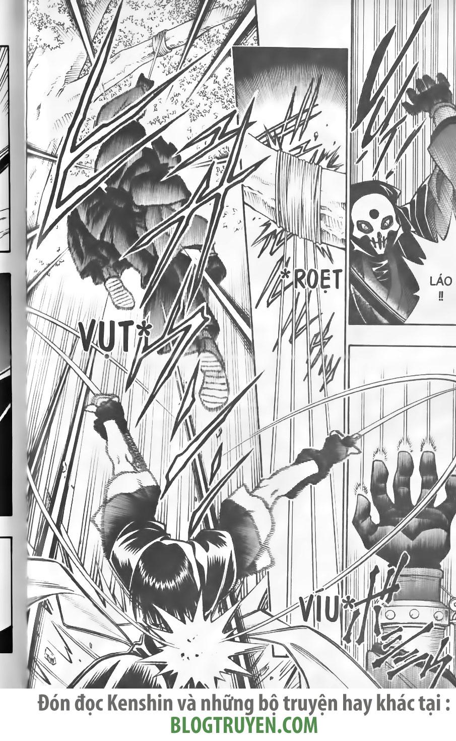 Rurouni Kenshin chap 216 trang 18