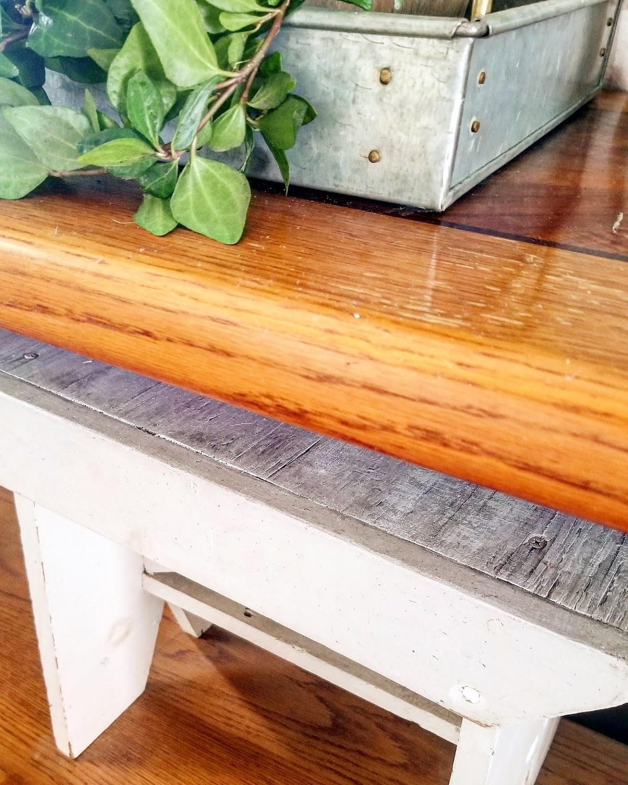 Console Table But The Quaint Sanctuary Living Room Console Table Makeover