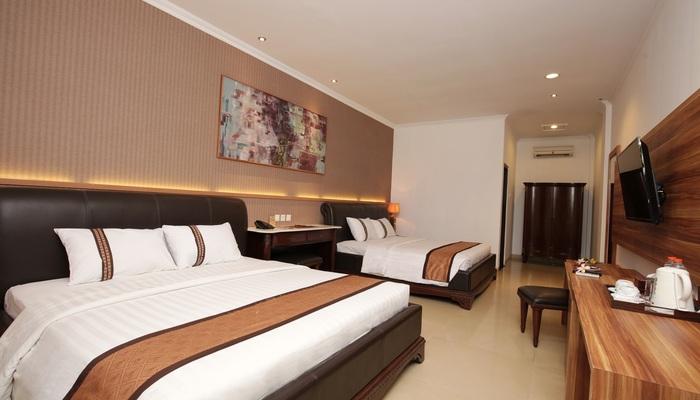 8 Penginapan Hotel Murah Dekat Ecopark Ancol Mulai 250Ribu