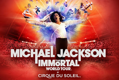 Michael Jackson The Immortal World Tour Le Cirque du Soleil