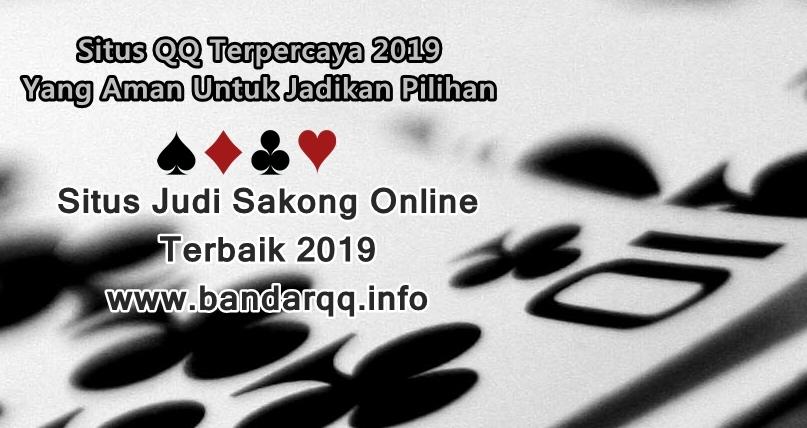 Daftar Situs Sakong Terpercaya 2019