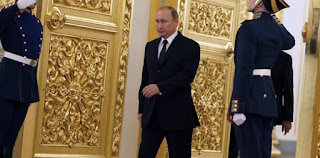 Putinin Kendinehas Yürüyüşü
