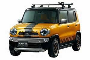 Davy Jeffry Tuilan sebagai Wakil Direktur Pelaksana Roda Empat Suzuki Indomobil Sales mengakui telah memperoleh jawaban pasti untuk gagasan pasarkan Hustler ke Indonesia