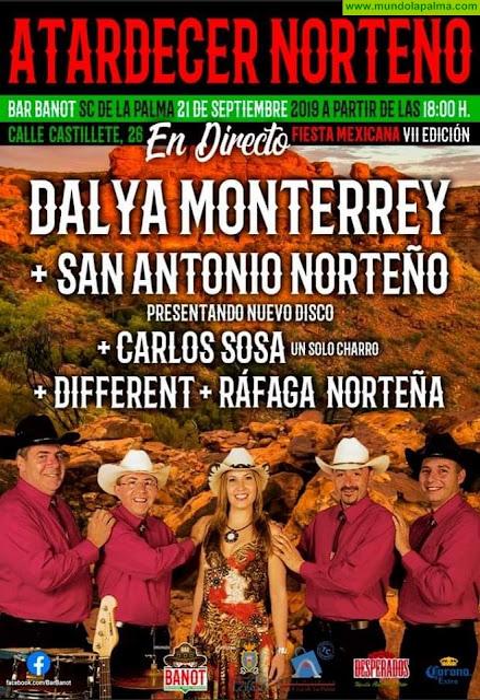 México llega al Bar Banot este fin de semana