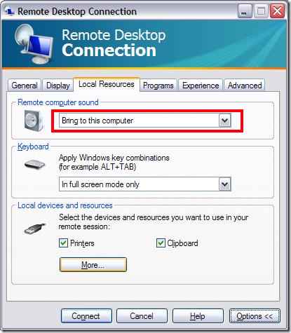 """How to fix error """"remote desktop connection has stopped working"""" in"""