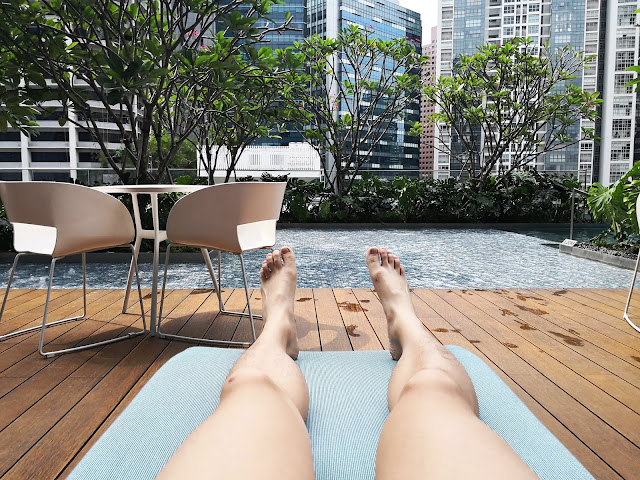 Sofitel Singapore City Centre Staycation