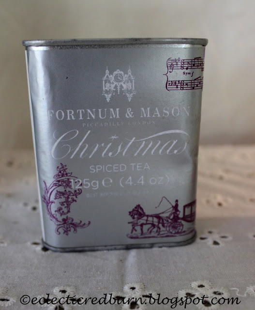 Eclectic Red Barn: Fortnum & Mason Christmas Tea