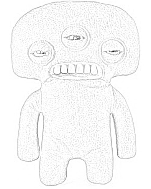 Fugglers plush toys coloring.filminspector.com