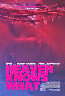 Heaven Knows What movie poster