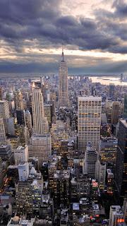 wallpaper hd keren terbaru pemandangan kota high view city building