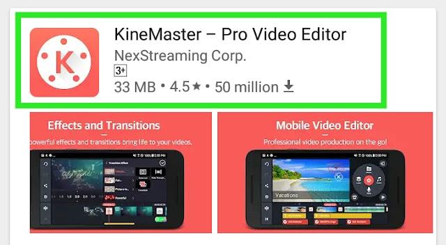 Download Kinemaster apk + kine master mod apk for free