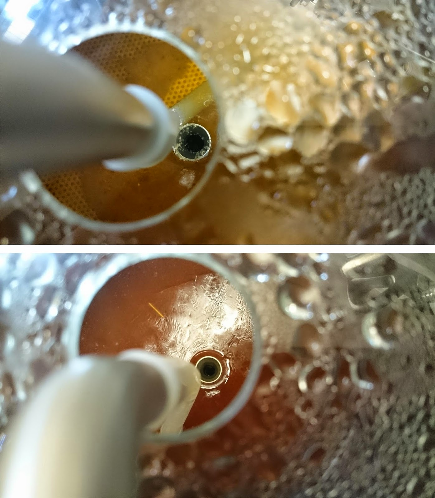 Clear wort
