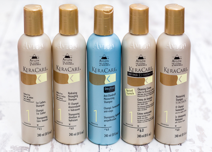 Which KeraCare Shampoo should I use?