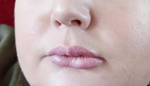 Bare Minerals Gen Nude Radiant Lipstick in Baby Swatch