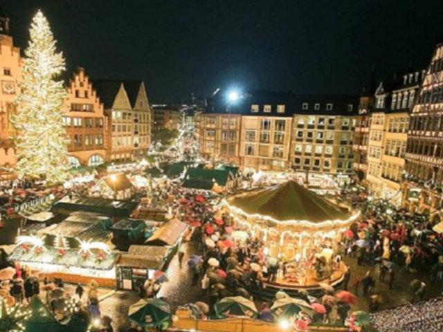 Plaisirs d'Hiver, el festival de Navidad de Bruselas (del 30-11-18 al 06-01-19)