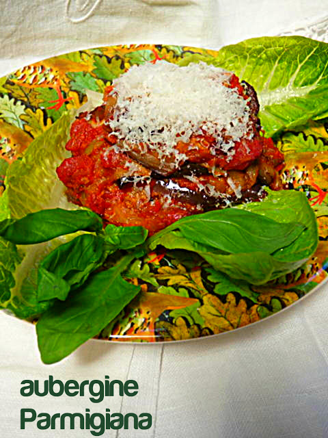 Italian cooking, Italian recipes, aubergine recipes