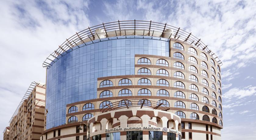 فندق بولمان زمزم من فنادق المدينة القريبة من الحرم