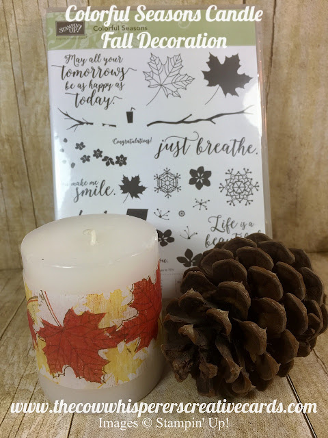 colorful seasons, stamp, fall, candle, decorate, dollar, decorations