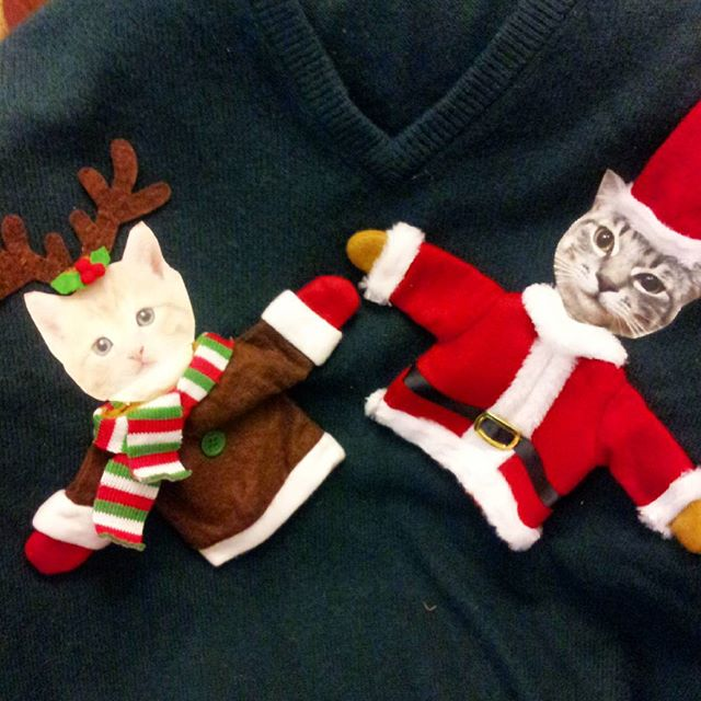 How to Make Ugly Christmas Sweater