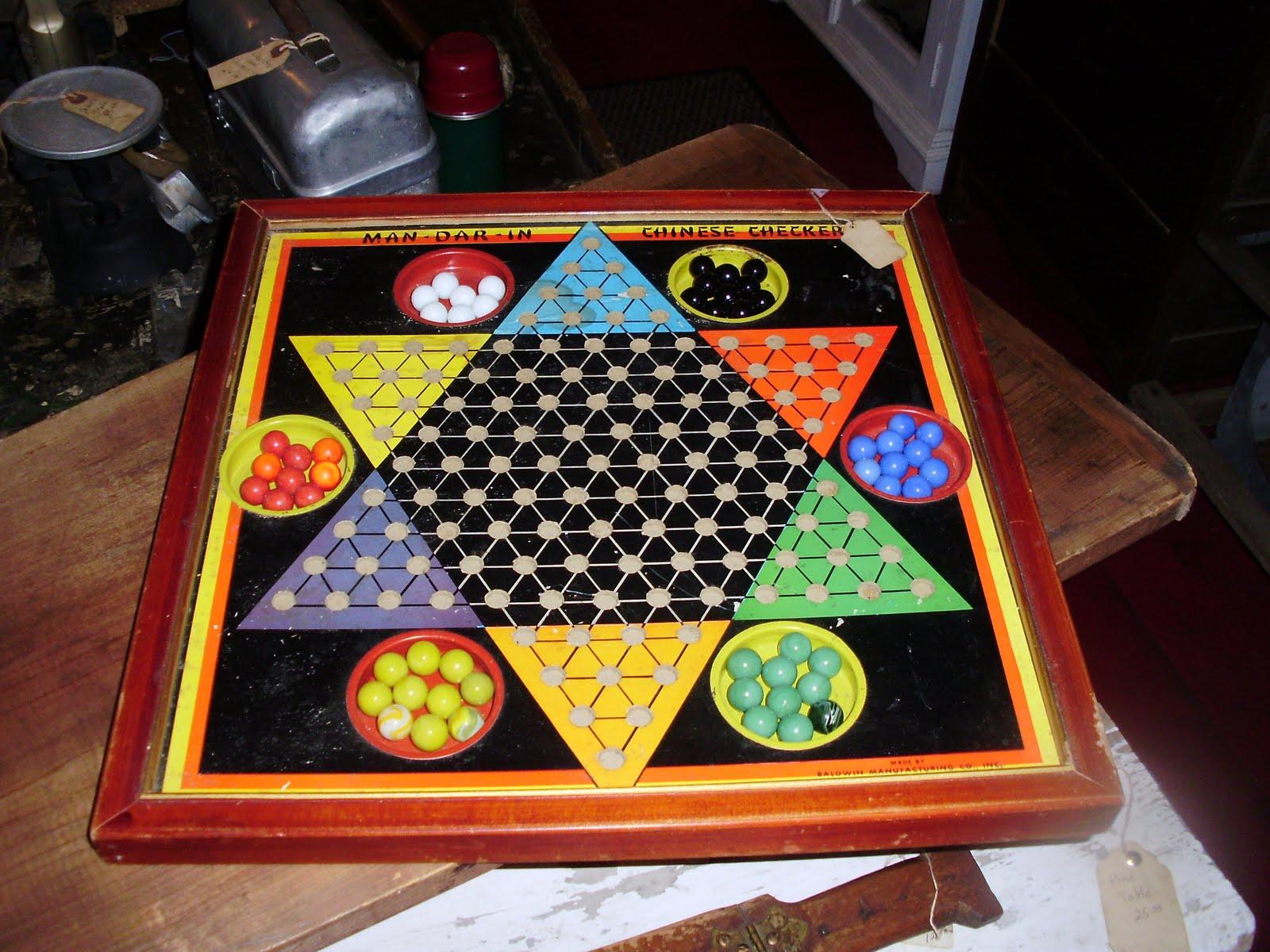 Log Cabin Antiques Amp Gifts Fun Vintage Games