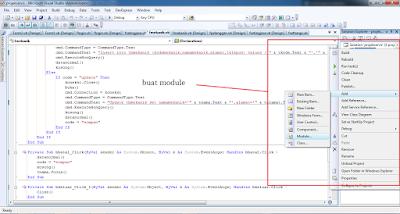 Membuat Koneksi VB.Net dengan Database Microsoft Access